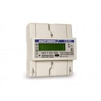 Счетчик электроэнергии однофазный многотарифный CE 102 MR5 145A 60/5 Т4 D RS485 230В ЖК (CE102M R5 145A)