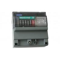 Счетчик электроэнергии однофазный однотарифный Меркурий 201.5 60/5 Т1 D 230В ОУ (201.5)