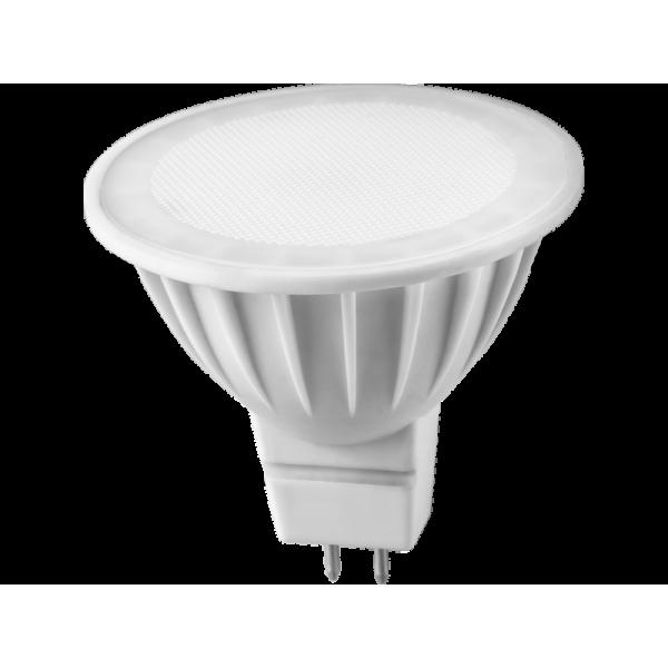 Светодиодная лампа ОНЛАЙТ 71 637 ОLL-MR16-5-230-4K-GU5.3