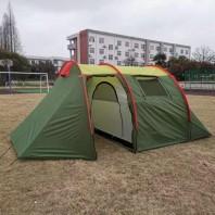 Палатка туристическая 3-х местная Mimir Outdoor ART1908-4 зеленый