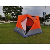 Зимняя палатка-автомат Mimir арт.MIMIR-2017, цвет: оранжевый