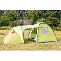 Палатка кемпинговая туристическая 6-ти местная с двумя комнатами Mimir Outdoor арт.X-ART1810L