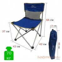 Складной стул Mimir BC016-4