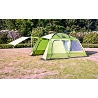 Палатка кемпинговая туристическая 4-х местная Mimir Outdoor арт.X-ART2001L
