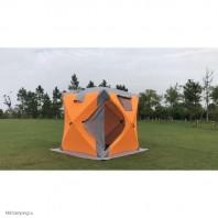 Зимняя палатка-автомат Mimir арт.MIMIR-2018, цвет: оранжевый