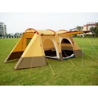 Палатка кемпинговая туристическая 4-х местная Mimir Outdoor арт.X-ART1700