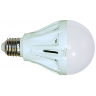 Низковольтная cветодиодная лампа B91-2GN E27  AC/DC 24V-60V 9Вт