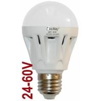 Низковольтная светодиодная лампа BX2-21GW 5Вт 24-60 Вольт Е27