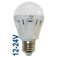 Низковольтная светодиодная лампа BX2-21UW 5Вт 12-24 Вольт Е27