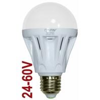 Низковольтная светодиодная лампа BX2-22GW 7Вт 24-60 Вольт Е27