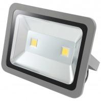 Прожектор светодиодный низковольтный 100Вт (12V-24V) FLU100S Теплый белый