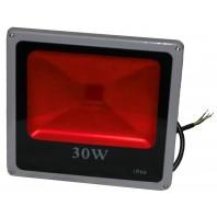 Прожектор светодиодный Красный FL30CER 30Вт AC/DC 140V-265V