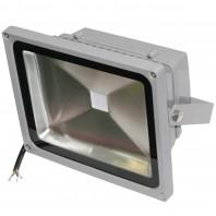 Прожектор светодиодный низковольтный 30Вт (12V-24V) FLU30N Нейтральный белый
