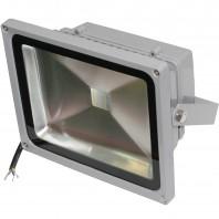 Прожектор светодиодный Желтый FL30Y 30Вт AC/DC 85V-265V