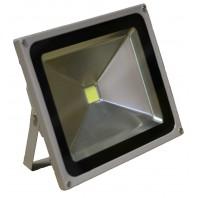 Прожектор светодиодный низковольтный 60Вт (12V-24V) FLU60C Холодный белый