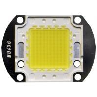 Светодиодная матрица для прожектора 100W