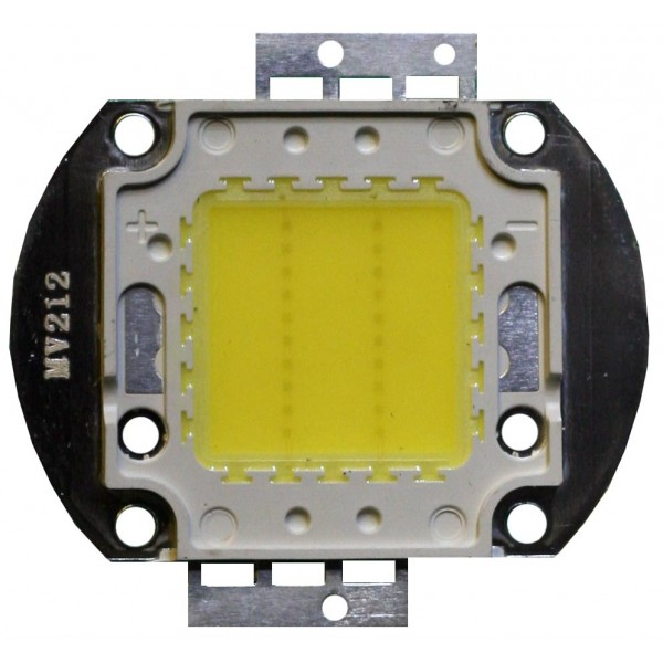 Светодиодная матрица для прожектора 20W