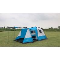 Палатка туристическая кемпинговая 3-х-4-х местная Mimir Outdoor арт.MIMIR-1620